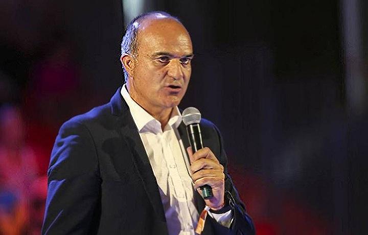 Задержан чиновник Федерации футбола Испании