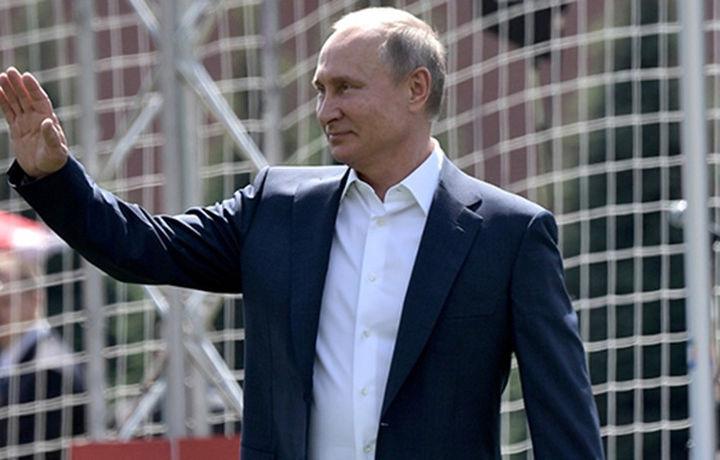 Песков: поездки на матч Россия — Хорватия в графике Путина нет