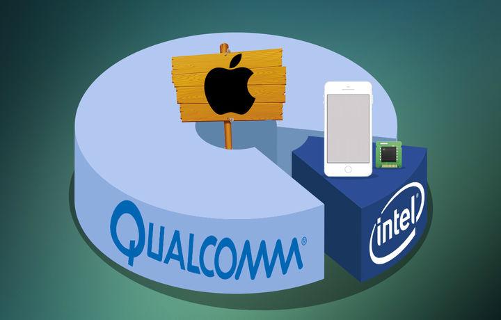 Apple и Qualcomm перестали судиться и начнут сотрудничать