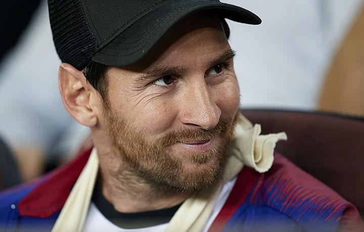 «Барселона» заявила Месси на матч с «Интером» (фото)