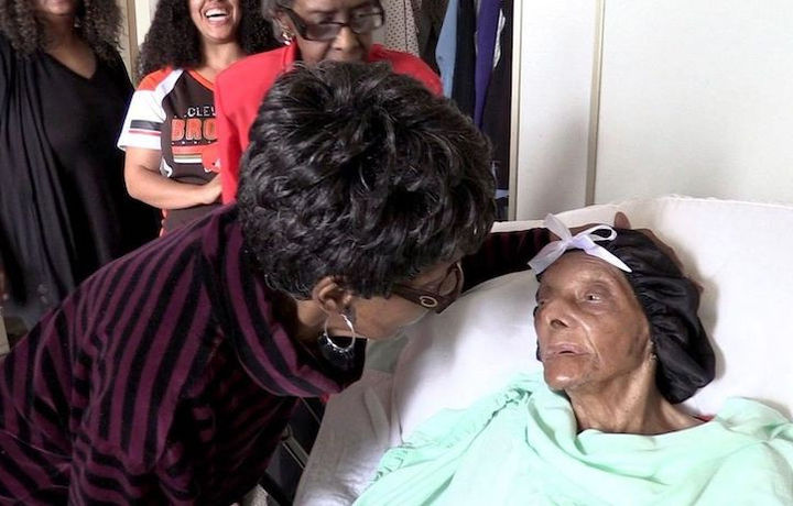 Самая пожилая жительница Америки умерла в 114 лет