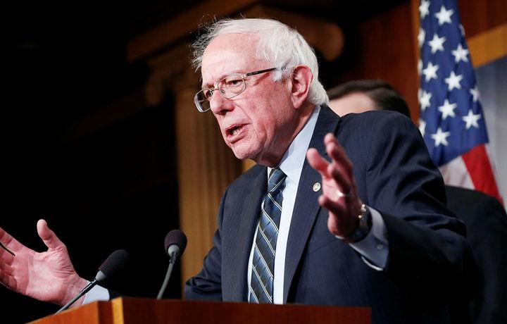 Берни Сандерс намерен баллотироваться в президенты США в 2020 году