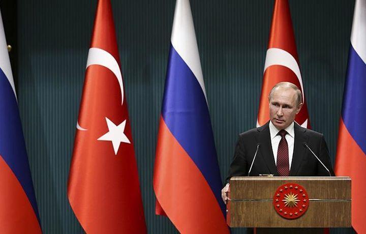 СМИ: Путин посетит Турцию