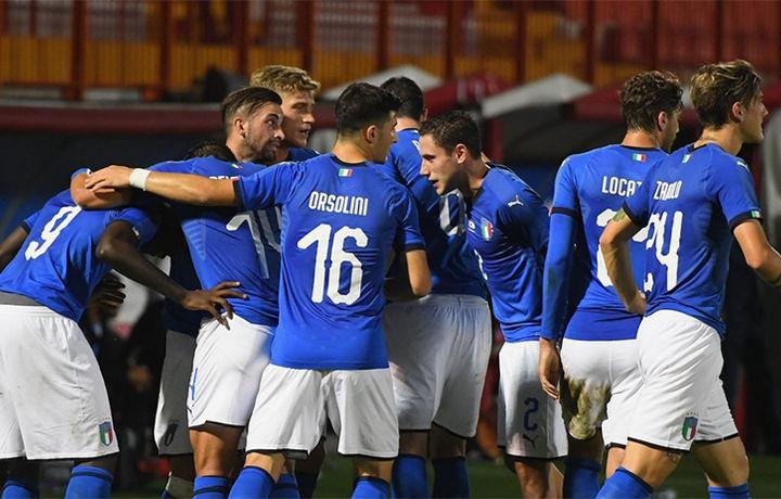 Сборная Италии озвучила состав на матч с США