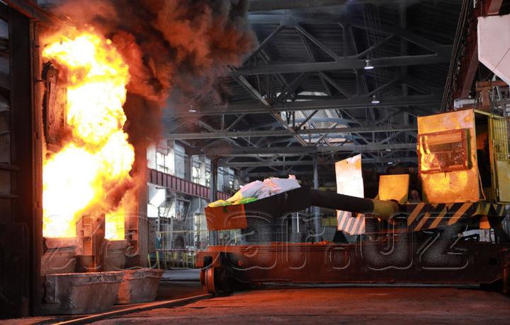 ДХХ томонидан 1,6 тоннадан зиёд гиёҳвандлик моддаси ёқиб юборилди (фото)
