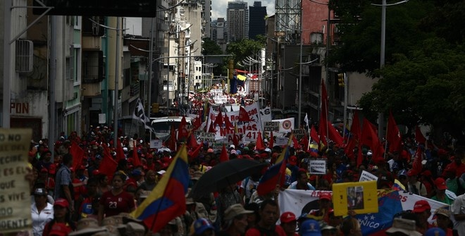 Сальвадорские дипломаты покинут Венесуэлу