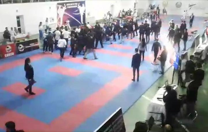 Karate musobaqasida janjal qilganlar jazolandi
