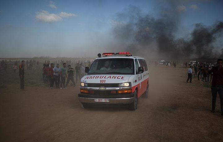 Израильские военные убили пятерых палестинцев на границе Газы