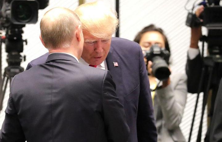 Трампу мешают встретиться с Путиным