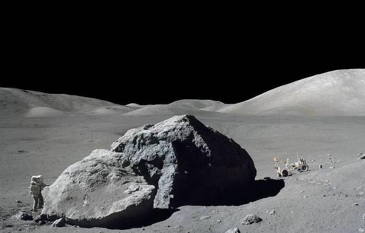 NASA потратит на Луну $500 млн в 2020 году