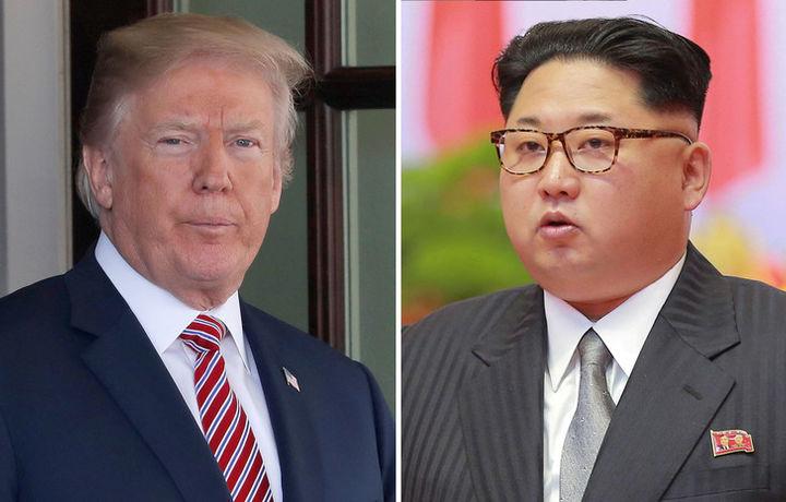 «Time»: Трамп ва Ким Чен Ин Нобель тинчлик мукофотига даъвогар