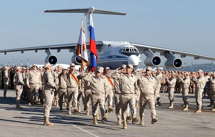 Россия решила построить в Сирии аэропорт и заводы