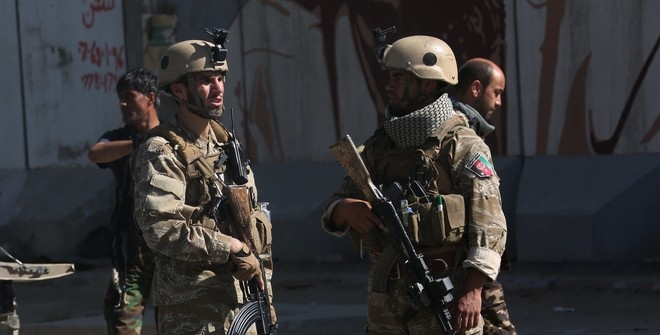 Силовики Афганистана уничтожили боевиков на востоке страны