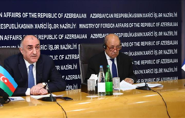 Баку и Париж заинтересованы в углублении сотрудничества