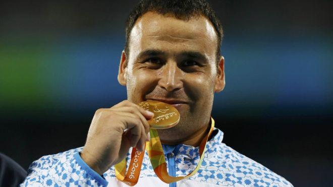 O'zbek sportchisi Paraosiyo o'yinlarida jahon rekordini yangiladi
