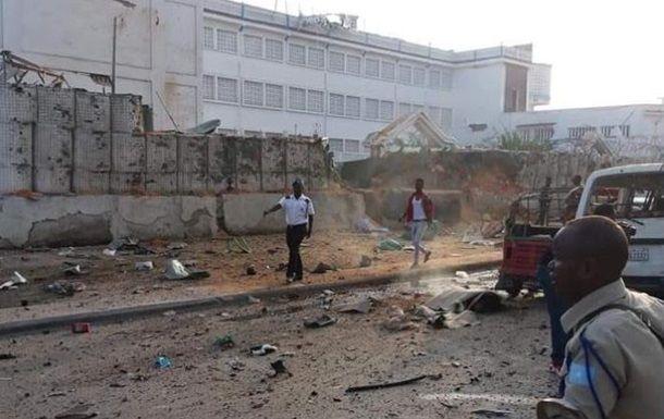 Сомалидаги терактда 30 киши қурбон бўлди
