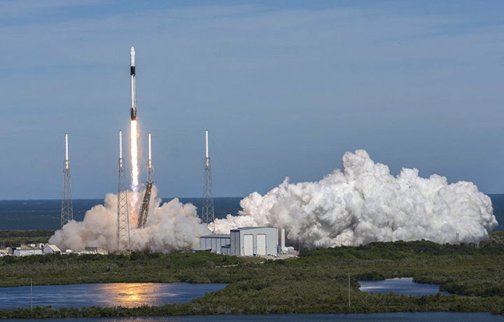 SpaceX вновь отменила запуск Falcon 9