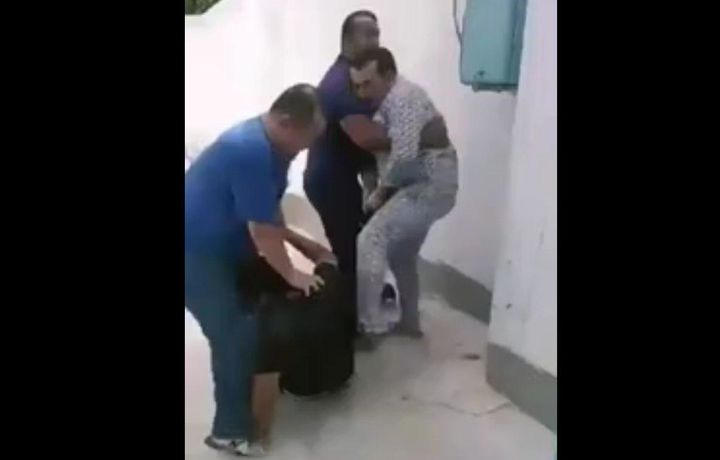 МИБ ходимларини калтаклаган ака-укаларга нисбатан жиноятиши қўзғатилди (видео)