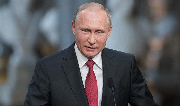 Путин рассказал, что доволен своей профессией