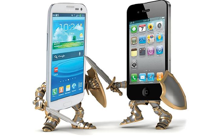 «Apple» компанияси «Samsung»ни кўчирмакашликда бошқа айбламайди