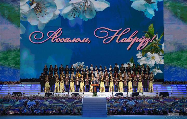 Shavkat Mirziyoyevning O'zbekiston xalqiga bayram tabrigi (to'liq)