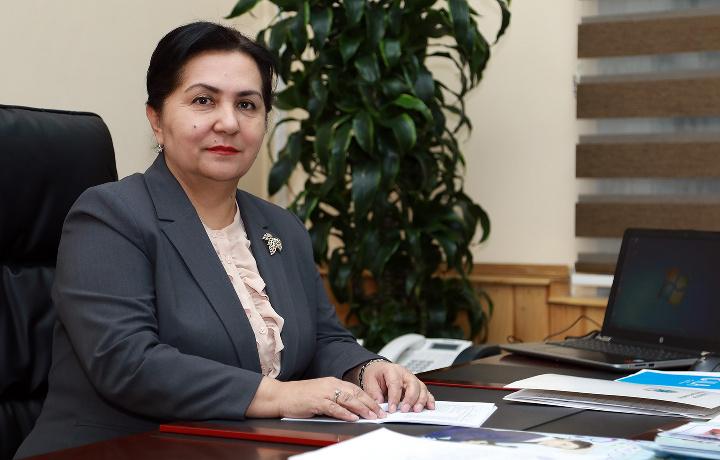 Танзила Норбоева стала председателем Сената