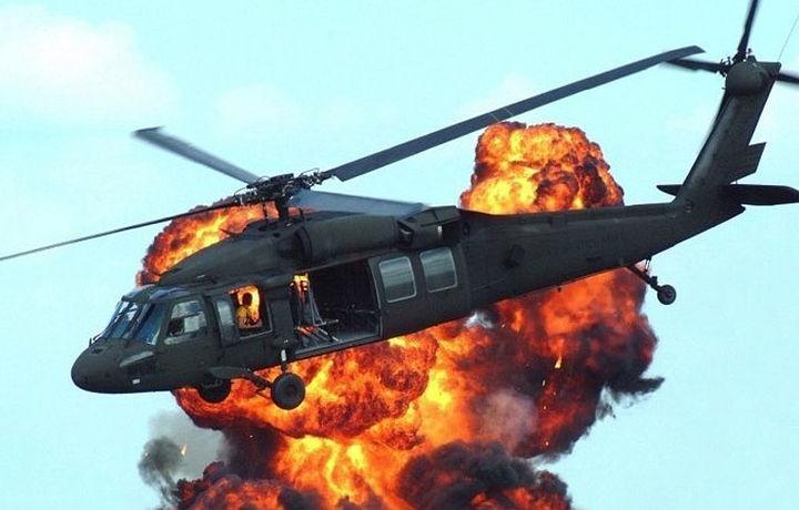 Францияда вертолётлар тўқнашуви оқибатида беш ҳарбий ҳалок бўлди