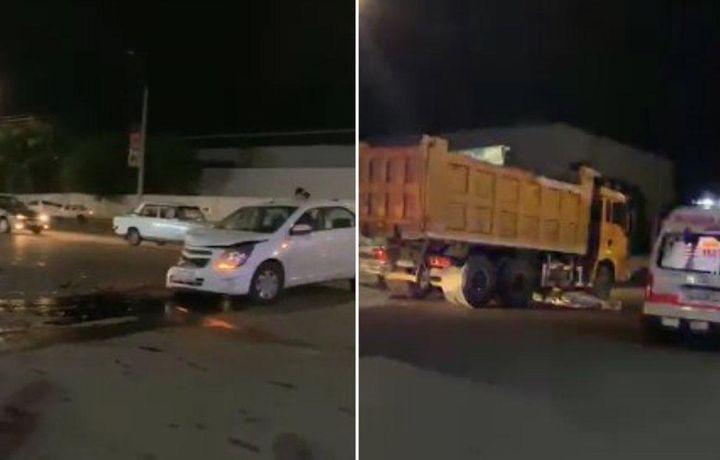 В Ташкенте произошло страшное ДТП: двое погибли на месте