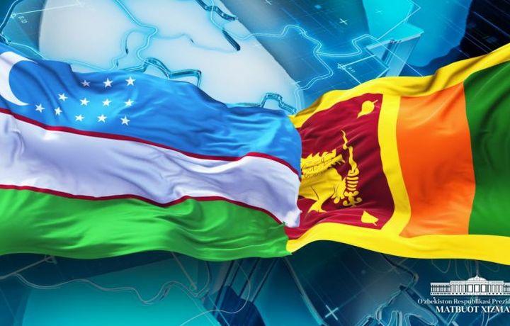 Шавкат Мирзиёев Шри Ланка президентини табриклади