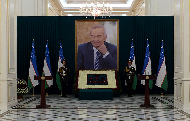 Ислом Каримовни хотирлаб, Самарқанднинг барча туманларида эҳсон оши берилади
