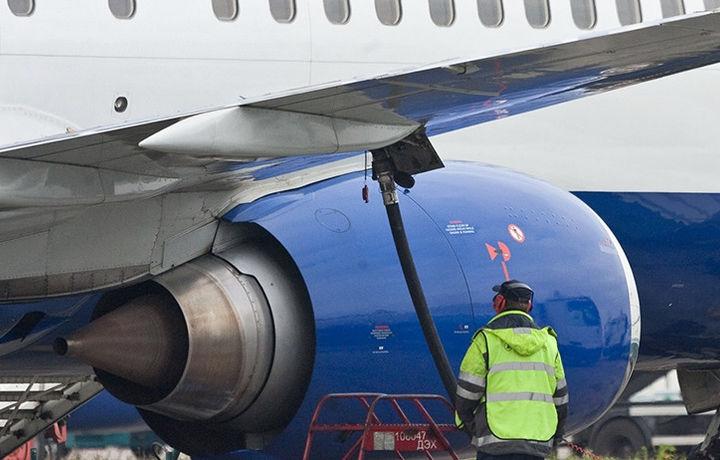 Самолёт в Татарстане пытался взлететь и замёрз