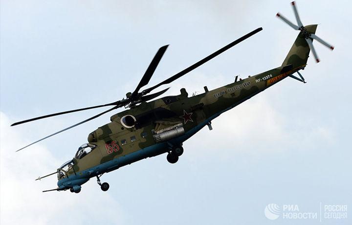 Россия Ўзбекистонга ҳужумкор вертолётлар етказиб беради
