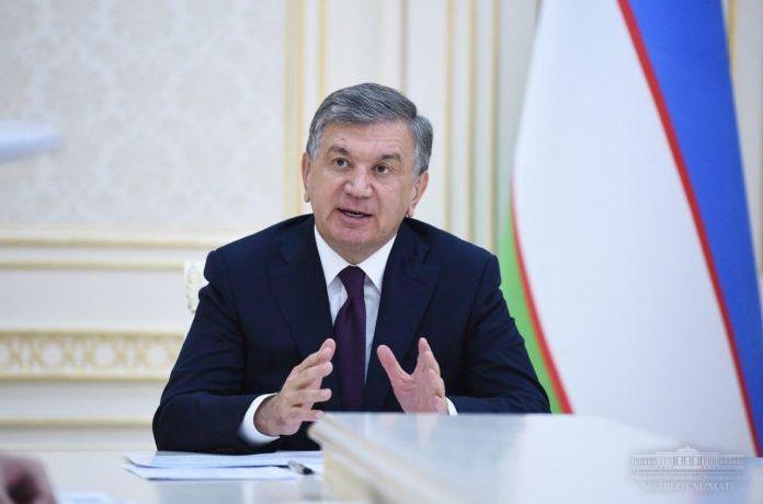 Shavkat Mirziyoyev: «Men yuradigan yo'lni bo'yagan bilan odamlar rahmat demaydi» (video)