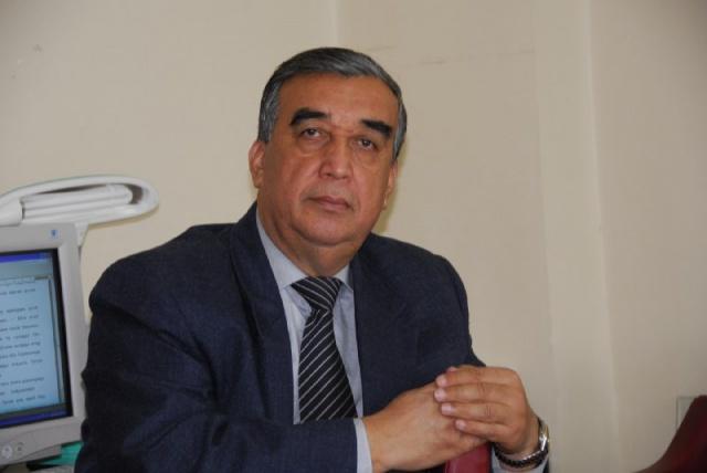 Аҳмаджон Мелибоев академик унвонини олди