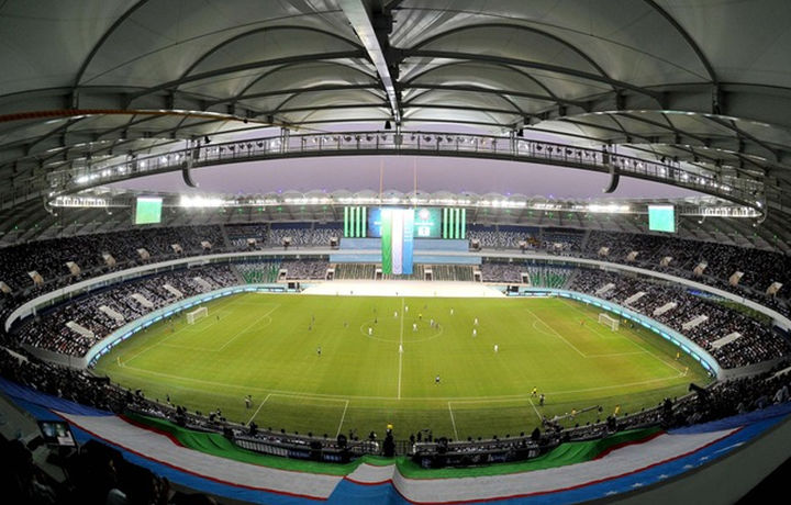 «Бунёдкор» стадиони миллий терма жамоа ихтиёрига берилди