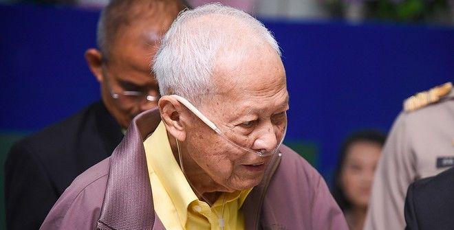 Умер бывший премьер-министр Таиланда