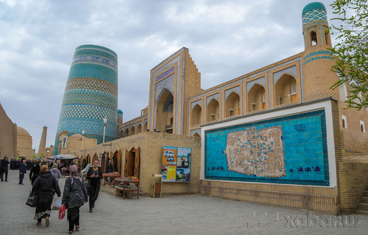 «Очиқ осмон остидаги музей» — Хива «Xabar.uz» нигоҳида (фото)