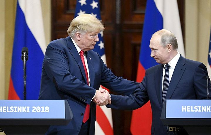 Путин предложил Трампу ограничить ядерные вооружения