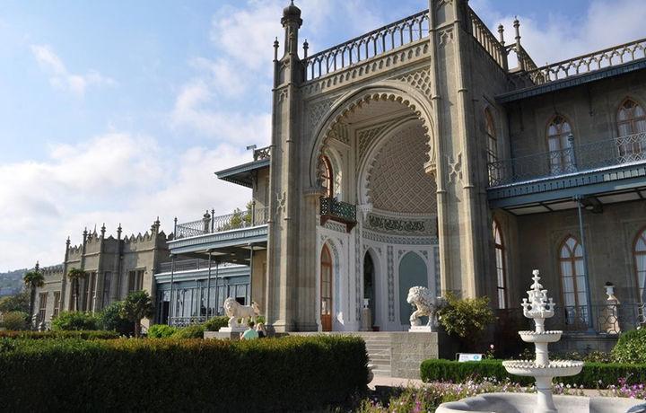 Украина Қримдаги музейларга нисбатан санкция киритмоқчи