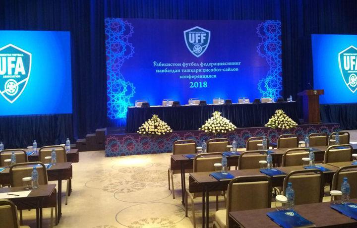 ЎФФ конференцияси: бугун федерацияга янги президент сайланади