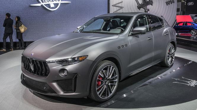 «Maserati» дунёдаги энг тезкор кроссоверни тақдим этди