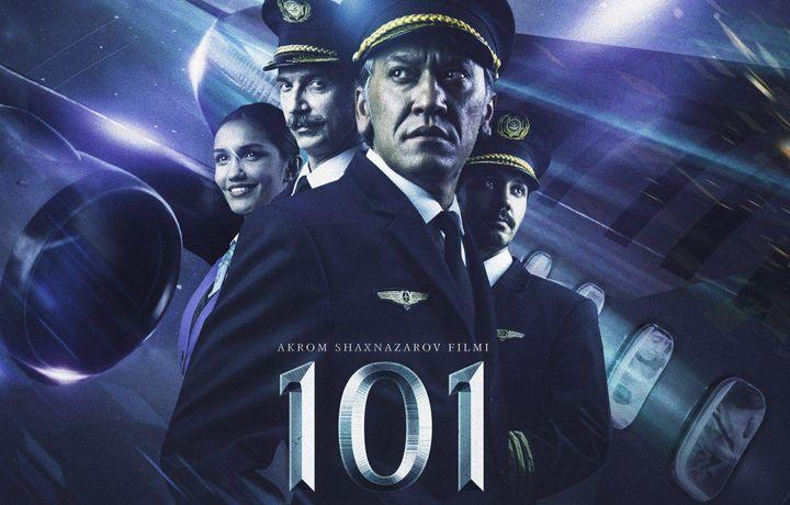 «101-рейс» фильмининг бош роль ижрочилари маълум бўлди