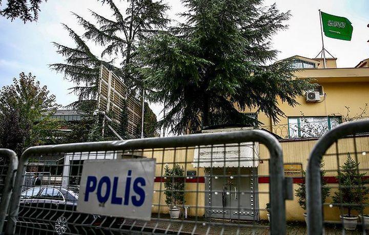 Заявления Эрдогана по делу Кашикчы беспокоят Лондон