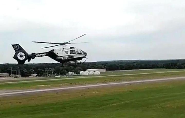 Мужчине отрубило голову винтом вертолета во Флориде