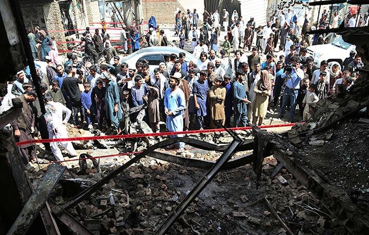 Рекордное число жителей Афганистана погибло в 2018 году