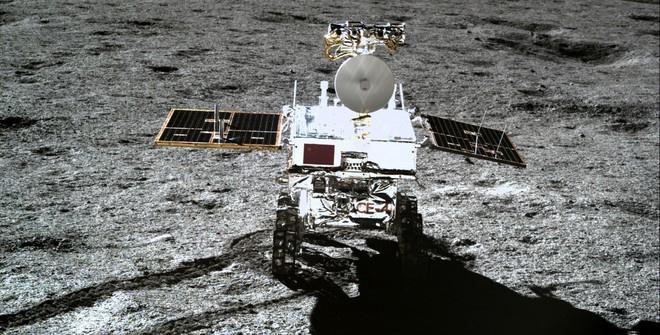 Китайские аппараты на Луне «проснулись» и приступили к работе