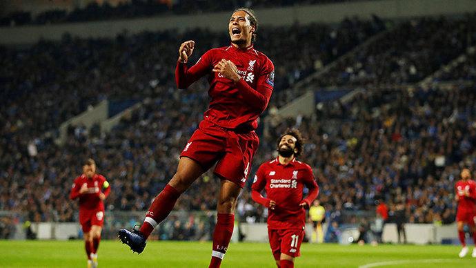 «Ливерпуль» разгромил «Порту» и вышел в полуфинал ЛЧ