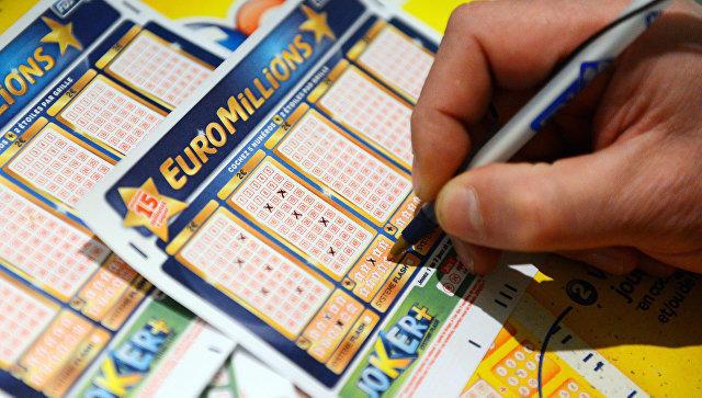Бельгияликнинг лотереясига 50 миллион евродан кўпроқ ютуқ чиқди