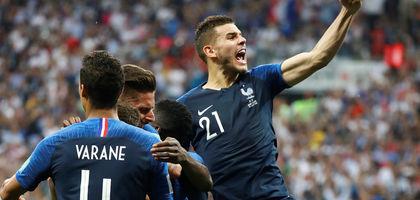 ЖЧ-2018. Франция – икки карра жаҳон чемпиони!