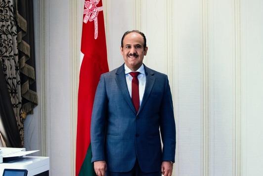 Элчи Аҳмад бин Саид ал-Касирий.